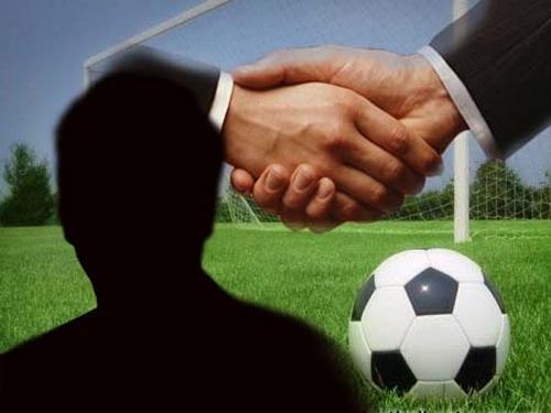 Футболе в договорных матчи