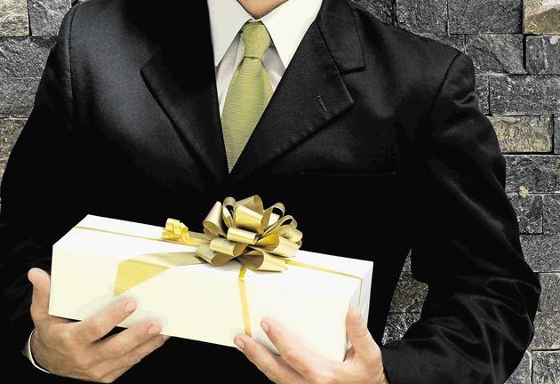 Подарок в день рождения деловой женщине 629