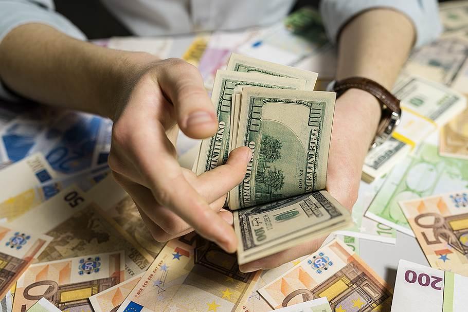 Валютные вклады в долларах хорошо в br рублях плохо БДГ  Валютные вклады в долларах хорошо в br рублях плохо БДГ Деловая газета