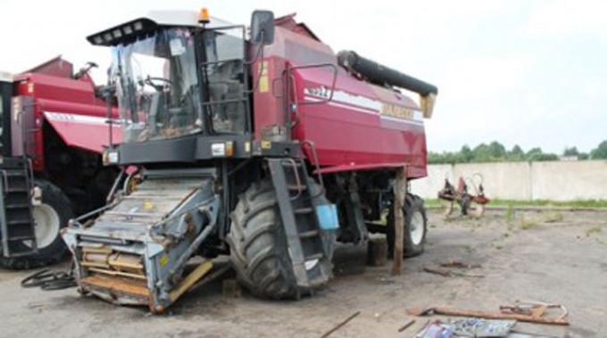 КГК и МВД займутся ревизией уборочной сельхозтехники в Беларуси
