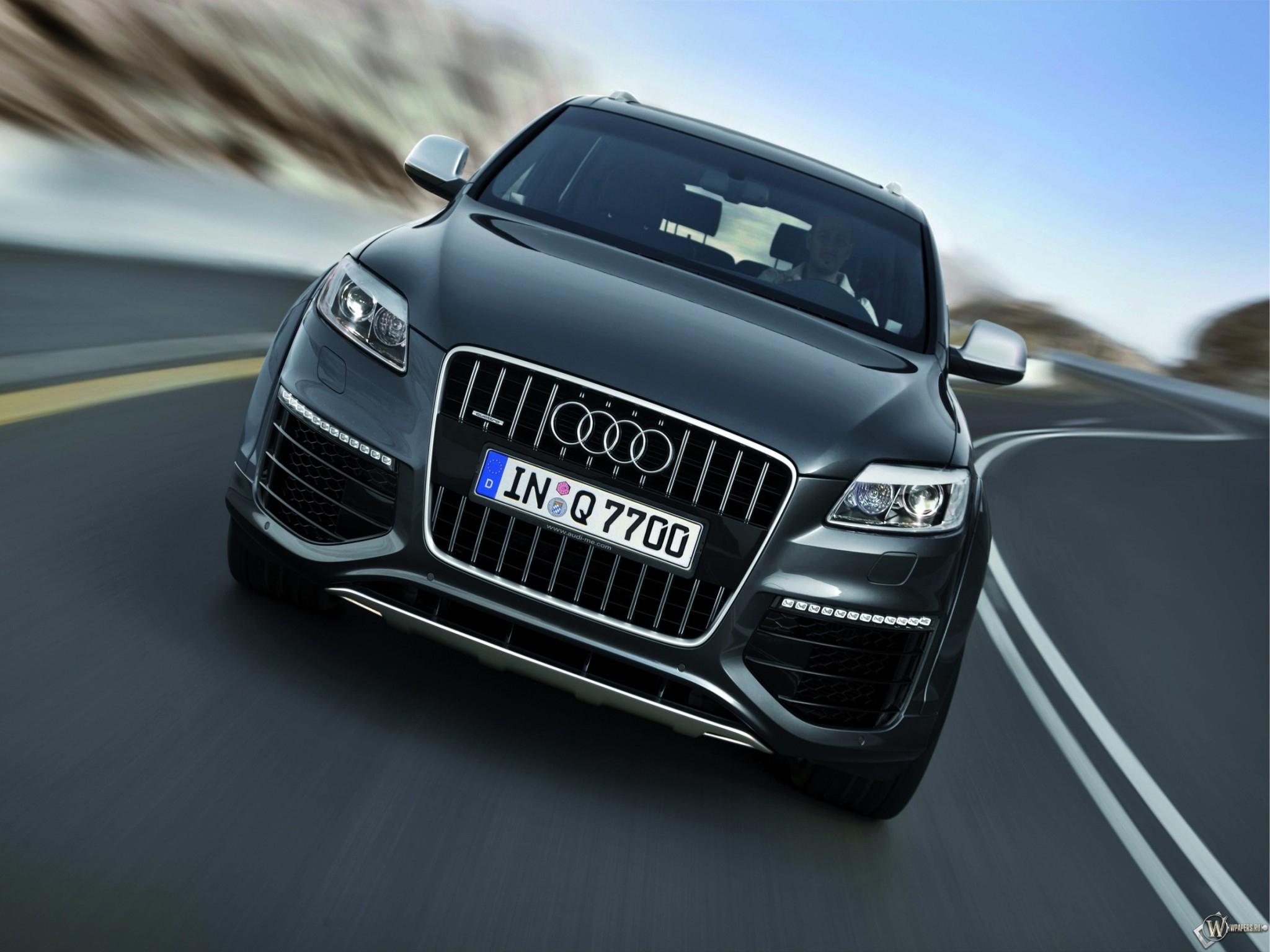 Продажи автомобилей Audi в Беларуси выросли больше чем на треть