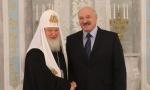 Лукашенко и Патриарх Кирилл