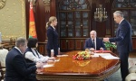 Лукашенко пообещал в воскресенье навести порядок