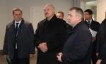Лукашенко, рабочая поездка в Смолевичский район, Серволюкс