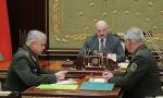 Лукашенко, Зась и Лаппо