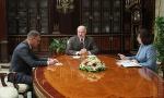мАлександр Лукашенко, Андрей Кунцевич, кадровые назначения, 19 августа, выборы