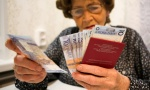 старушка и пенсия