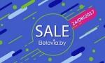 Белавиа объявляет акцию: скидки на билеты