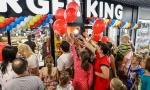 В Бресте начал работу второй ресторан Burger King и первый Кинг Драйв