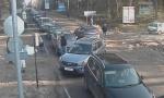Из Беларуси не могут выехать более 810 легковушек