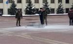Самосожжение в Минске: у пострадавшего 50% ожогов тела, он в реанимации