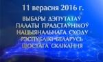 выборы в Беларуси, парламентские выборы