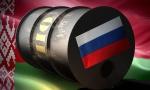 бочка с нефтью из России