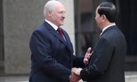 Лукашенко и Чан Дай Куанг