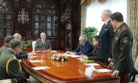 Лукашенко провел кадровые перестановки в КГБ и МВД