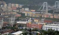 Генуи, Италия, обрушение моста, обрушилися мост в Генуи