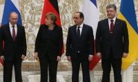 Нормандская четверка, Берлин, переговоры, Ангела Меркель, Франсуа Олланд, Петр Порошенко, Владимир Путин, Украина, Донбасс
