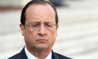 Олланд не идет на выборы