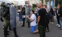 МВД: в ночь с 12 на 13 августа задержано примерно 700 человек