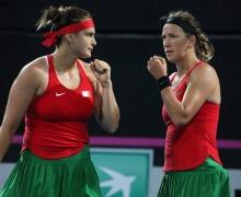 US Open, Арина Соболенко,  Виктория Азаренко, теннис, спорт