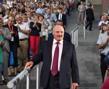 "Александр Лукашенко на ""Славянском базаре"""