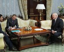 Александр Лукашенко, Ермухамет Ертысбаев, нефть, Беларусь, Казахстан