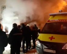 Пять человек сварились заживо в мини-отеле Перми