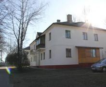 сталинская двухэтажка