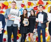 Определены победители студенческой бизнес-игры от проекта HIGH-FLYER