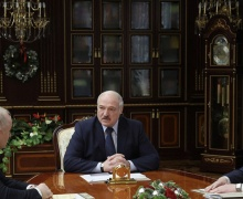 Лукашенко, доклад, Нацбанк, кредитование, реальный, сектор, средства, изыскать, экономика, Беларусь, Каллаур, Бельский, банки, система, кредит, деньги, средства