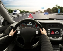 Программное обеспечение Bosch убережет людей от опасности на дороге