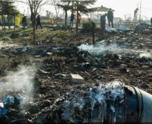 Стали известны новые подробности авиакатастрофы в Иране