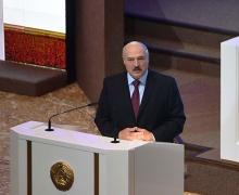 Лукашенко и ученые. Фото пресс-службы президента