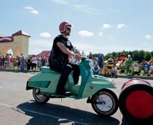 Выставка-ралли ретро-автомобилей и ретро-мотоциклов «Залатая Міля» пройдет в субботу
