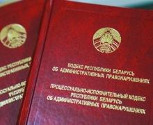 Административный кодекс, кодекс, коап, пикоап, Лукашенко, подписал, изменения, ответственность, наказание, лояльнее, правонарушения, нарушение, символика, штраф
