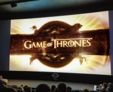 Минские фанаты «Игры престолов» посмотрели премьеру на большом экране