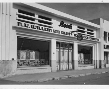 Сто лет сети Бош Авто Сервис: уникальные фото