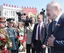 Лукашенко, выплаты, ветераны, ВОВ, Беларусь, будут, выделено, государство, поддержка, сбор, средства, деньги, Минтруда, BYPOL, прокомментировал, доплаты