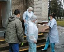 Крупная аптечная сеть начала бесплатно кормить врачей Витебска