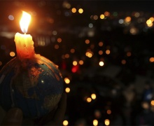 Час земли, Минск, 25 марта, Минприроды и охраны окружающей среды