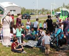 В центрах содержания нелегальных мигрантов будут размещаться беженцы, которые пытались через Беларусь попасть на территорию ЕС