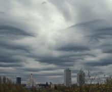 облака в Минске