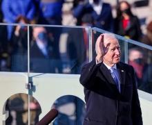 Байден вступил на пост президента США: как это было