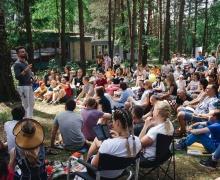 На Вилейском водохранилище разобьют палаточный лагерь для предпринимателей