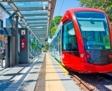 По какому маршруту в Минске запустят скоростной трамвай
