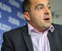 Дом Гайдукевича забросали «коктейлями Молотова»