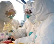 От коронавируса умерло уже больше тысячи человек