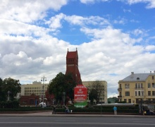 Белорусские выборы