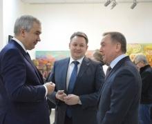 Павел Латушко, Андрей Шорец и Владимир Макей