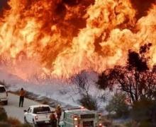 пожары в калифорнии, 2018, США, калифорния, пожары